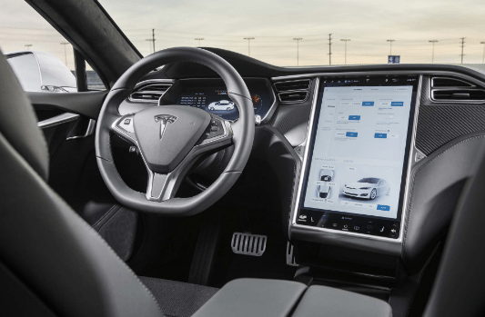 2017 Tesla Model S Interior and Redesign