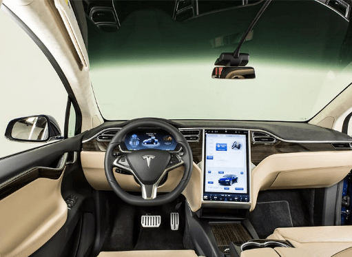 2017 Tesla Model X Interior and Redesign