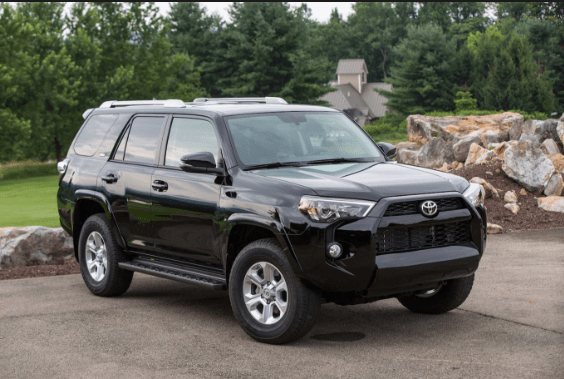 2017 Toyota 4Runner Owners Manual