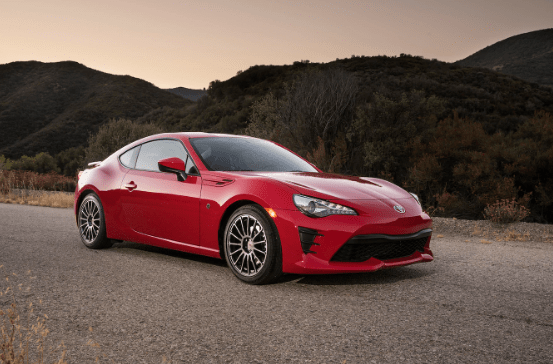 2017 Toyota 86 Owners Manual and Concept