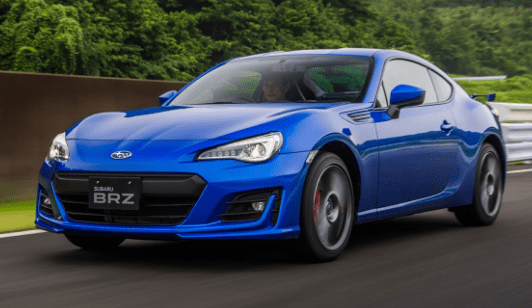 2018 Subaru BRZ Owners Manual and Concept