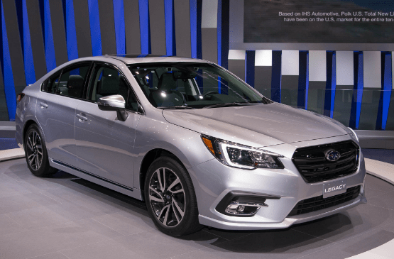 2018 Subaru Legacy Owners Manual and Concept