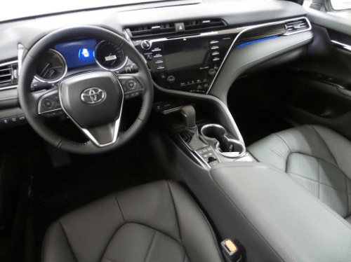 2018 Toyota Camry Hybrid Interior and Redesign