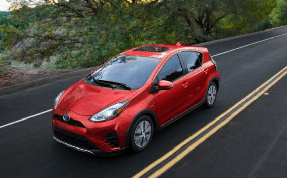2018 Toyota Prius c Owners Manual and Concept