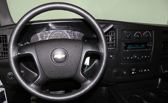2015 Chevrolet Express 2500 Interior and Redesign