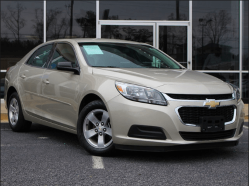 2015 Chevrolet Malibu Owners Manual and Concept
