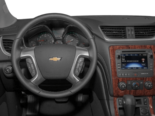 2015 Chevrolet Traverse Interior and Redesign
