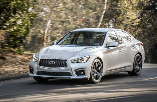 2015 Infiniti Q50 Owners Manual and Concept