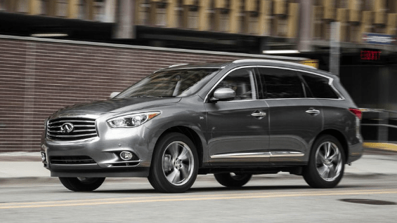 2015 Infiniti QX60 Hybrid Owners Manual and Concept