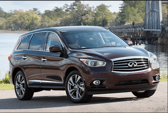 2015 Infiniti QX60 Owners Manual and Concept