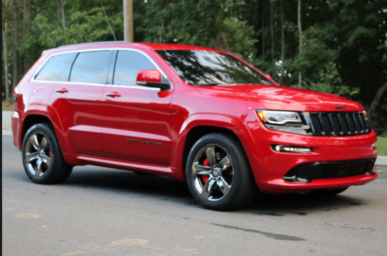 2015 Jeep Grand Cherokee Owners Manual and Concept