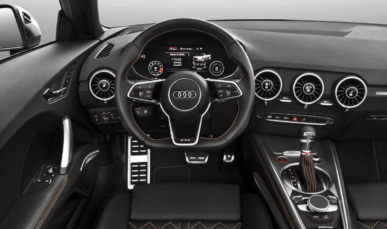 2016 Audi TTS Interior and Redesign