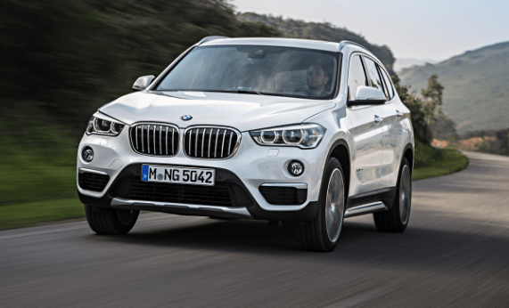2016 BMW X1 Owners Manual and Concept