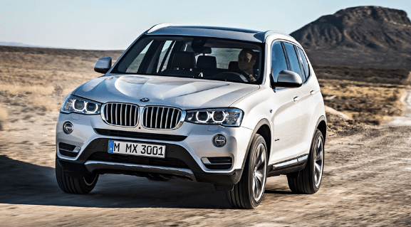 2016 BMW X3 Owners Manual and Concept