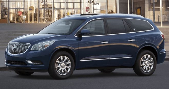 2016 Buick Enclave Owners Manual and Concept