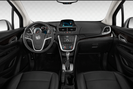 2016 Buick Encore Interior and Redesign