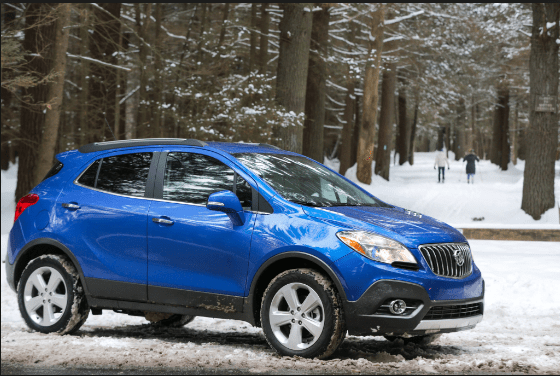 2016 Buick Encore Owners Manual and Concept