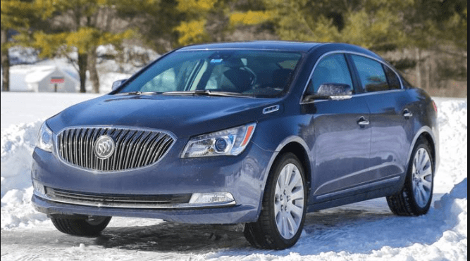 2016 Buick LaCrosse Owners Manual and Concept
