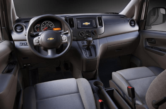 2016 Chevrolet City Express Interior and Redesign
