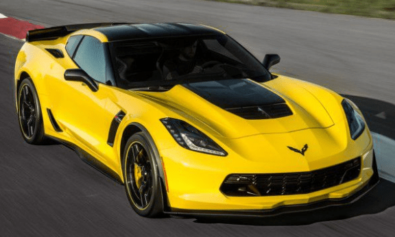 2016 Chevrolet Corvette Owners Manual and Concept