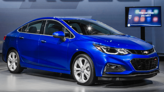 2016 Chevrolet Cruze Owners Manual and Concept