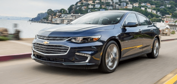 2016 Chevrolet Malibu Owners Manual and Concept