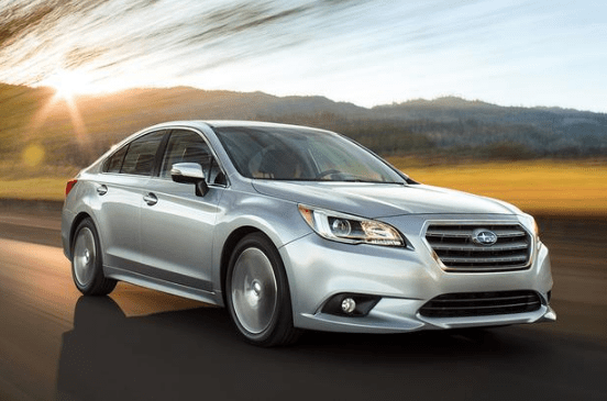 2016 Subaru Legacy Owners Manual and Concept