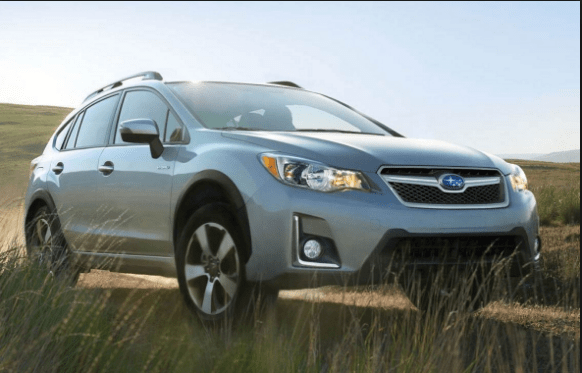 2016 Subaru XV Crosstrek Hybrid Owners Manual and Concept