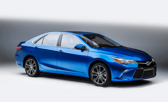 2016 Toyota Camry Owners Manual and Concept