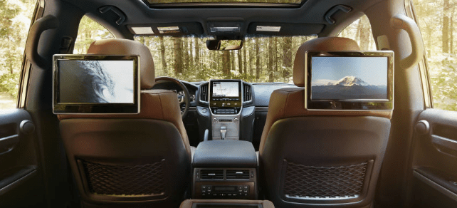 2016 Toyota Land Cruiser Interior and Redesign