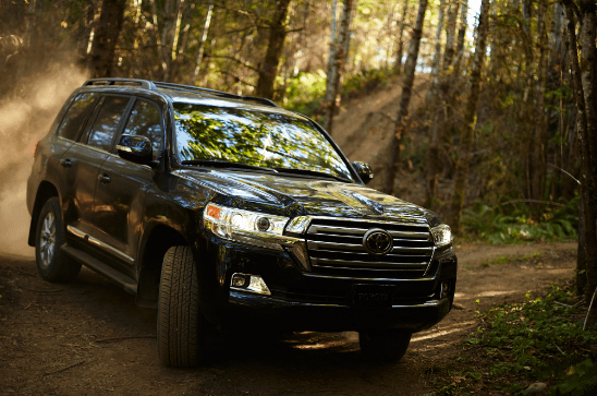 2016 Toyota Land Cruiser Owners Manual and Concept