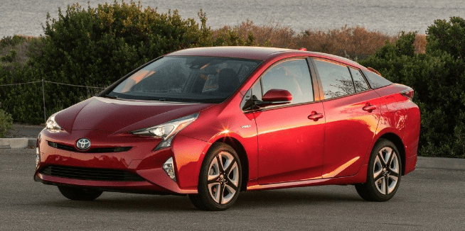 2016 Toyota Prius Owners Manual and Concept