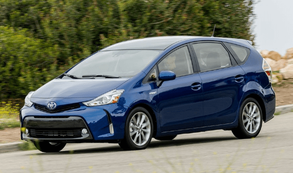 2016 Toyota Prius v Owners Manual and Concept