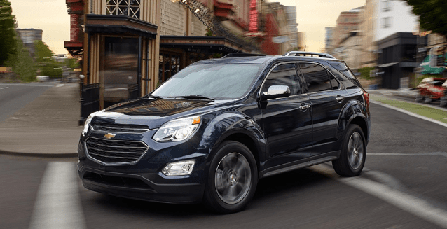 2017 Chevrolet Equinox Owners Manual and Concept