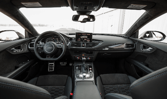 2018 Audi RS7 Interior and Redesign