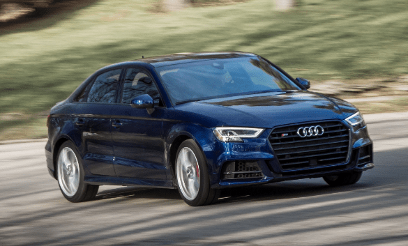 2018 Audi S3 Owners Manual and Concept