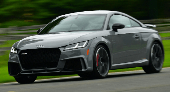 2018 Audi TT Owners Manual and Concept