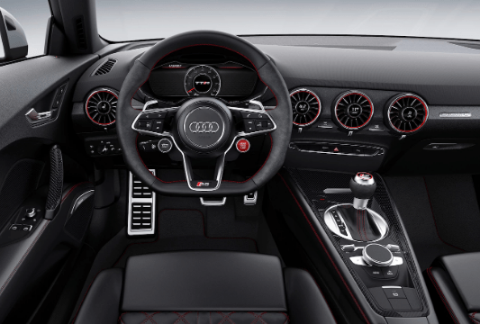 2018 Audi TTS Interior and Redesign