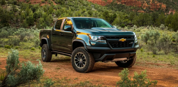 2018 Chevrolet Colorado Owners Manual and Concept