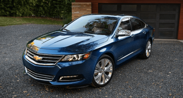 2018 Chevrolet Impala Owners Manual and Concept