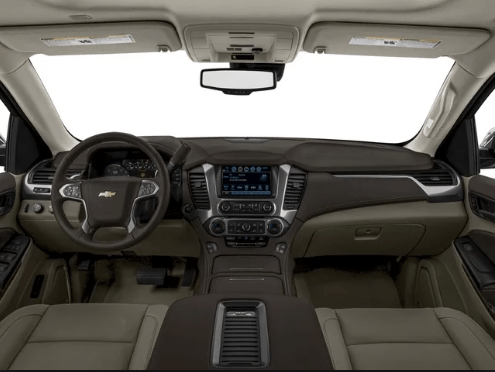 2018 Chevrolet Suburban Interior and Redesign