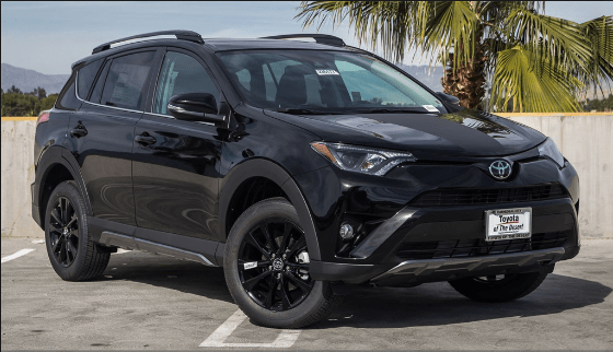 2018 Toyota RAV4 Owners Manual and Concept