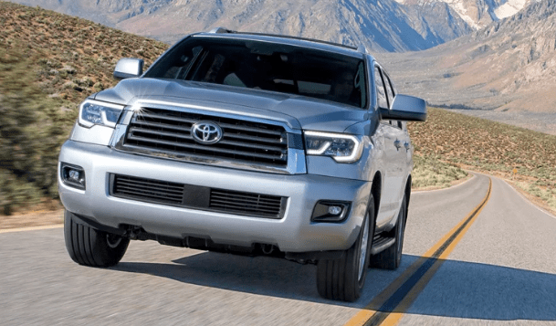 2018 Toyota Sequoia Owners Manual and Concept