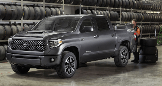 2018 Toyota Tundra Owners Manual and Concept