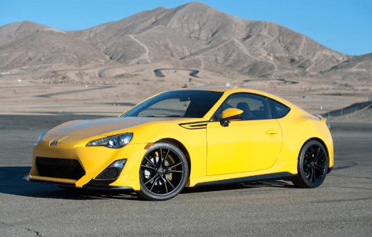 2015 Scion FR-S Owners Manual and Concept