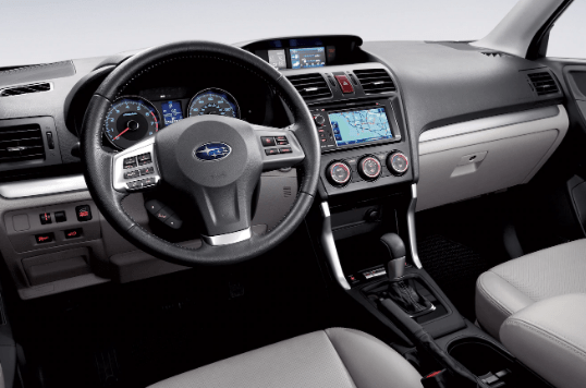 2015 Subaru Forester Interior and Redesign