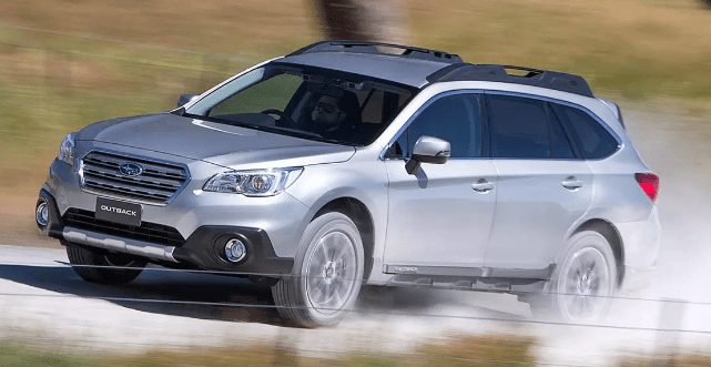 2015 Subaru Outback Owners Manual and Concept