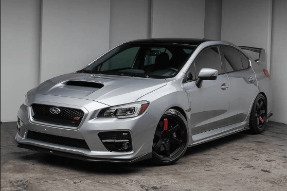 2015 Subaru WRX STI Owners Manual and Concept