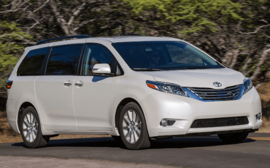 2015 Toyota Sienna Owners Manual and Concept