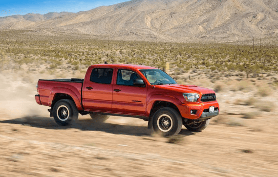2015 Toyota Tacoma Owners Manual and Concept